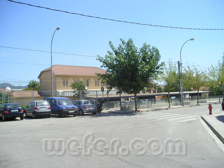 FGC Sant Vicenç dels Horts - Agost 2004