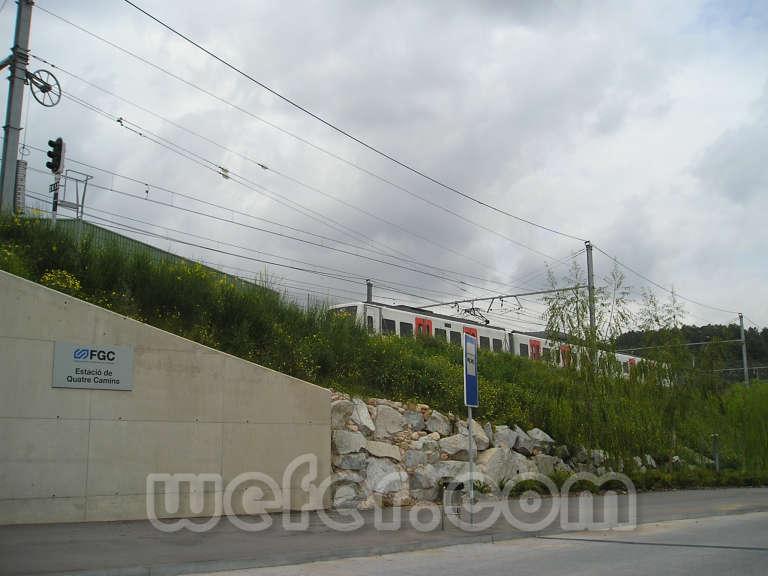 FGC Quatre Camins - Maig 2004