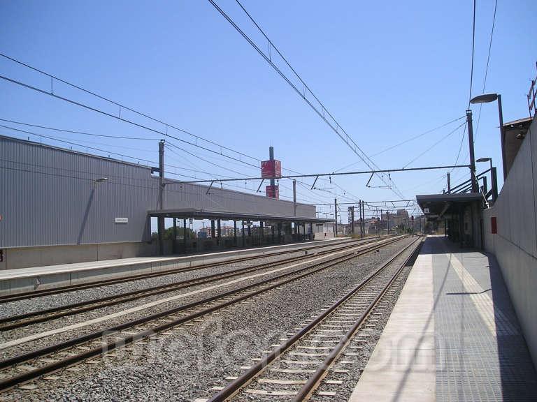 FGC Quatre Camins - Agost 2004