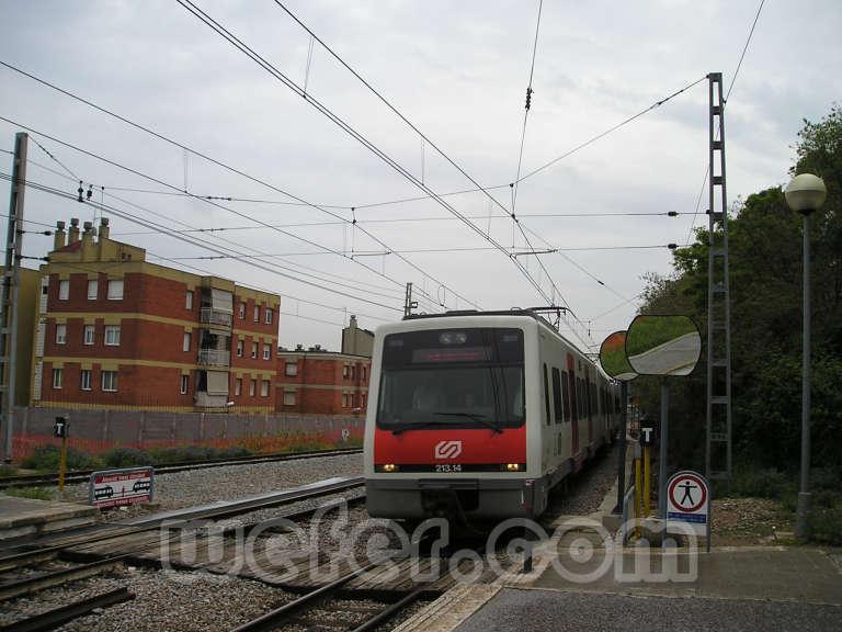 FGC Pallejà - Maig 2004