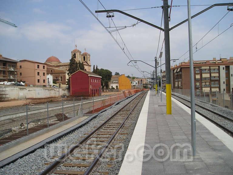 FGC Pallejà - Juliol 2005