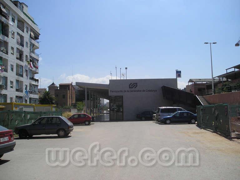 FGC Sant Andreu de la Barca - Agost 2004