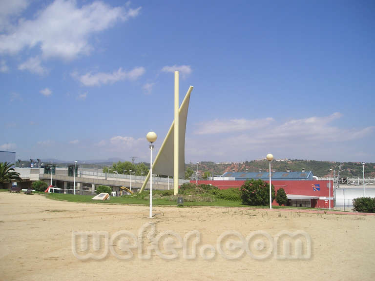 FGC El Palau - Agost 2004