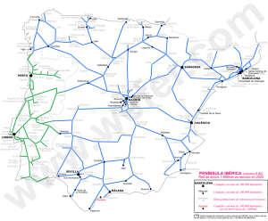 Renfe vía ancha 2003