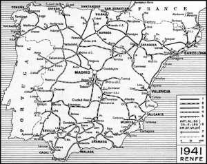 Renfe 1941