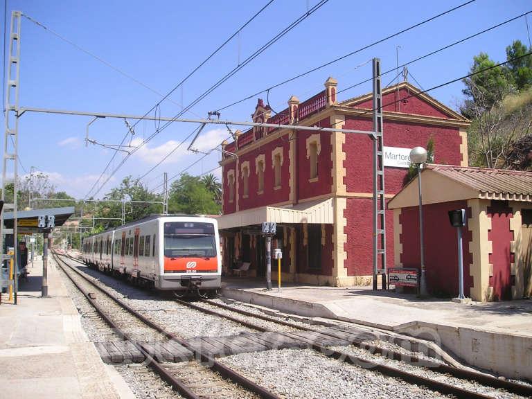 FGC Martorell Vila - Agost 2004