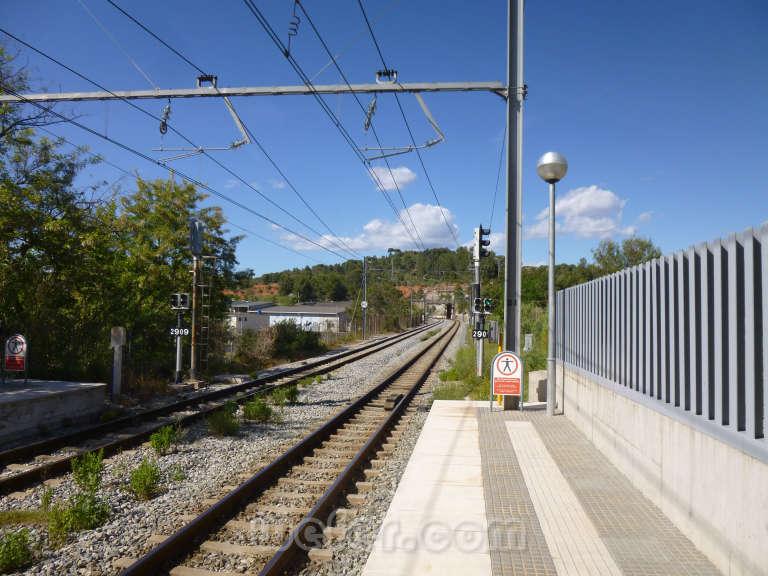 FGC Martorell Vila-Castellbisbal - Abril 2014