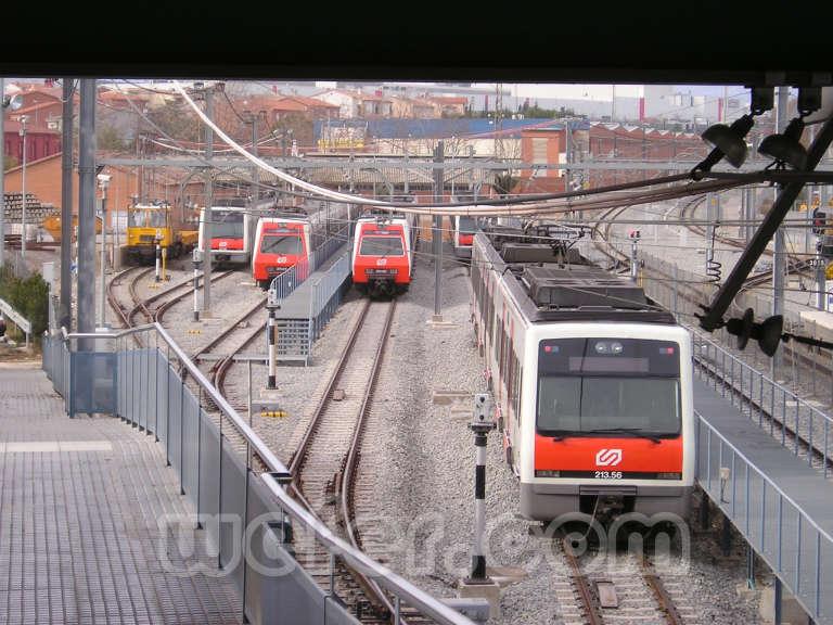 FGC Martorell Enllaç - Gener 2004
