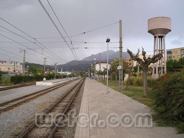 FGC Olesa de Montserrat - Octubre 2004