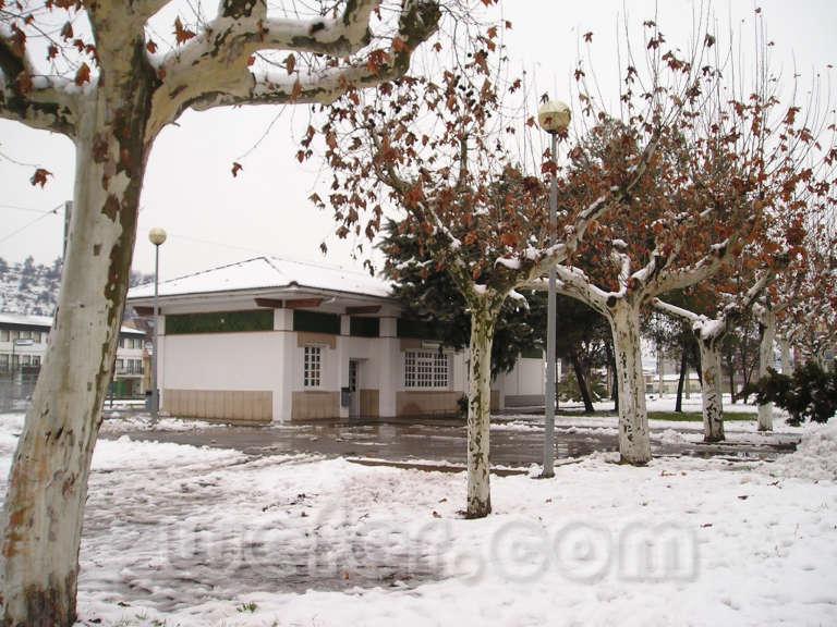 FGC Sant Vicenç de Castellet - Gener 2006