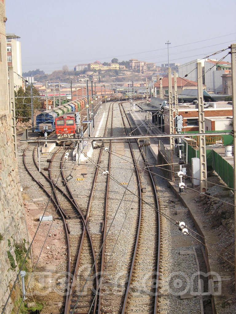 FGC Manresa Alta - Febrer 2004