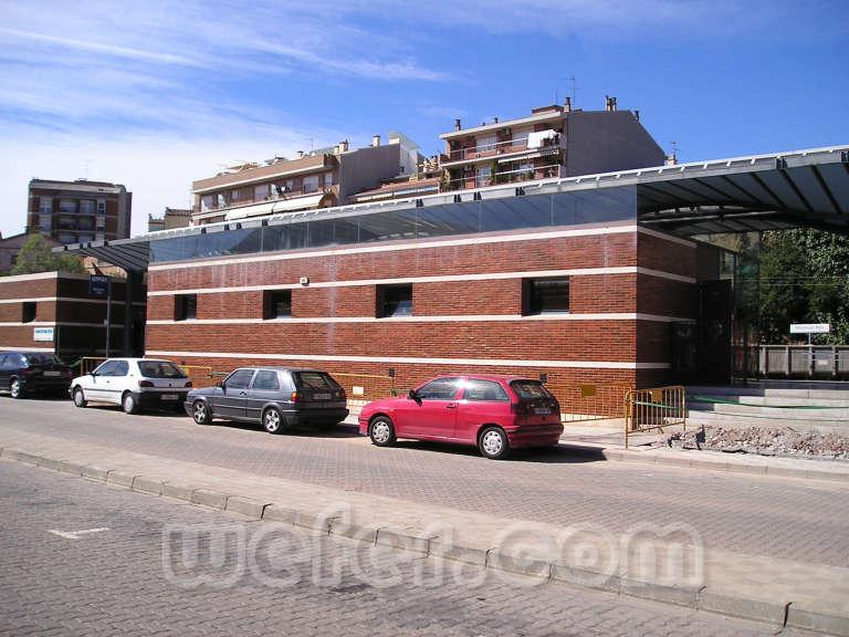 FGC Manresa Alta - Setembre 2004
