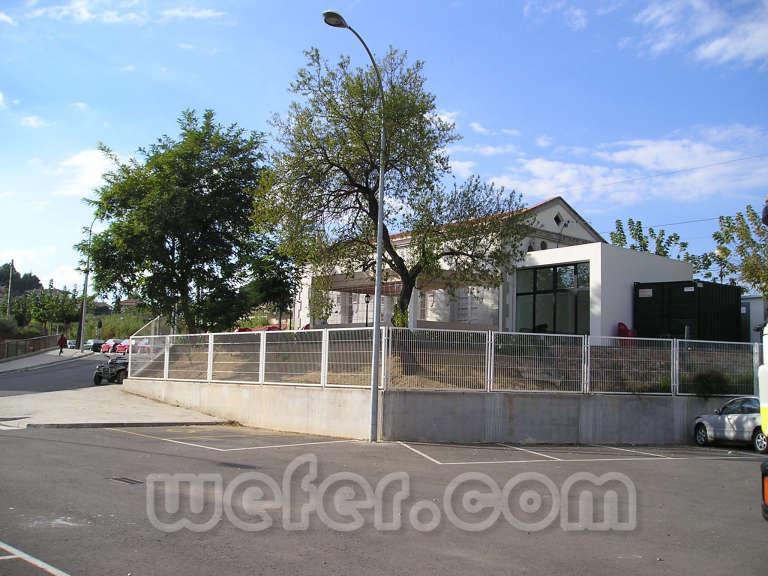 FGC Sant Esteve Sesrovires - Octubre 2004