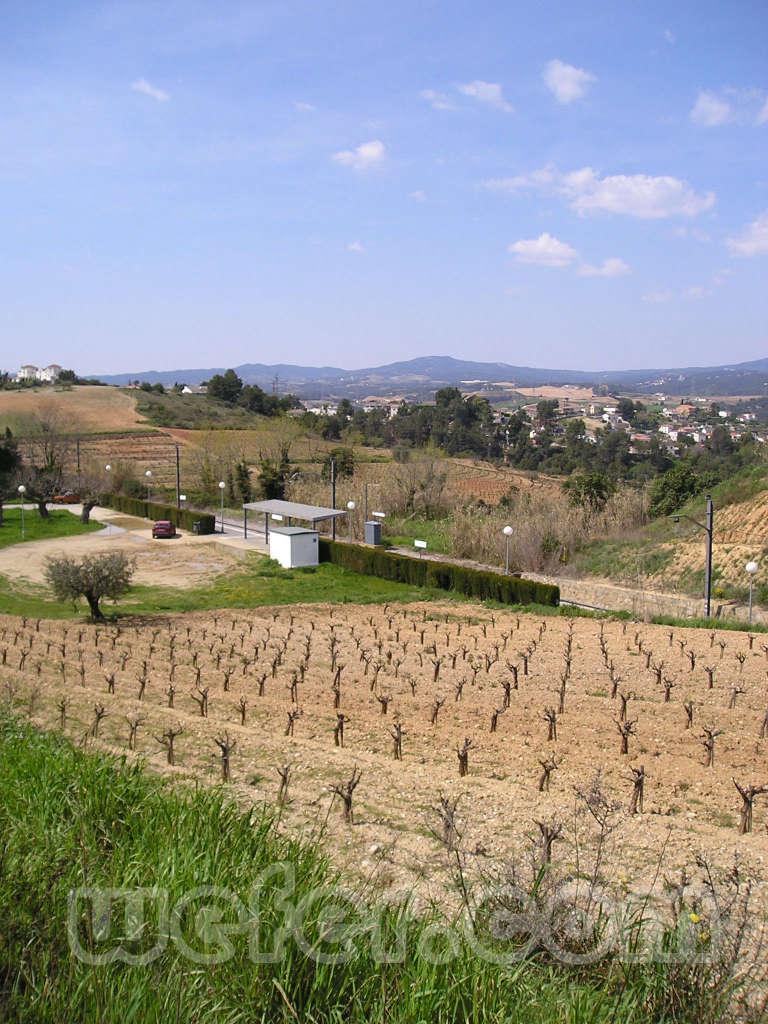 FGC La Beguda - Abril 2004