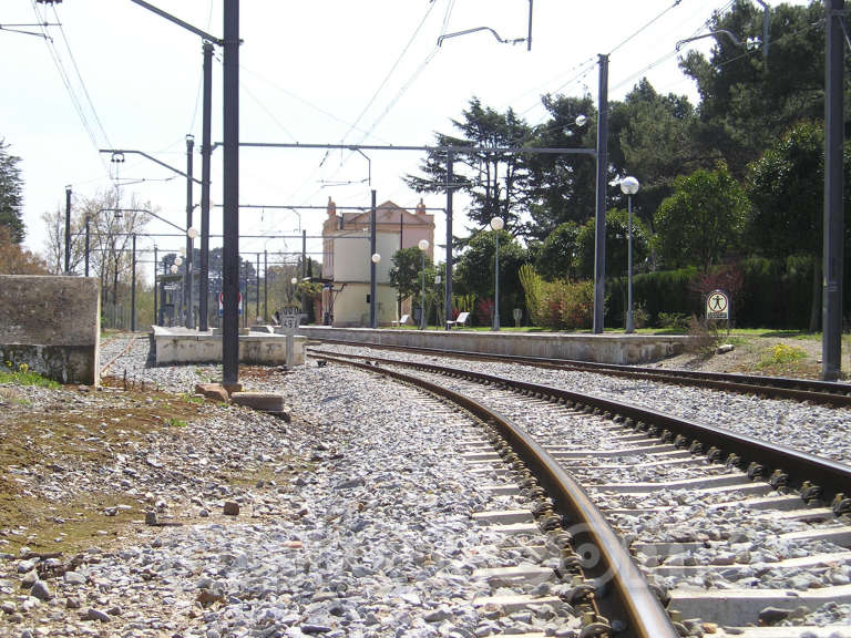 FGC Piera - Abril 2004